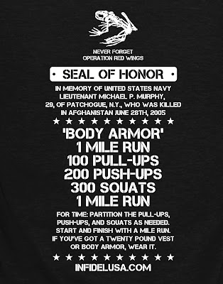 Image result for murph crossfit workout